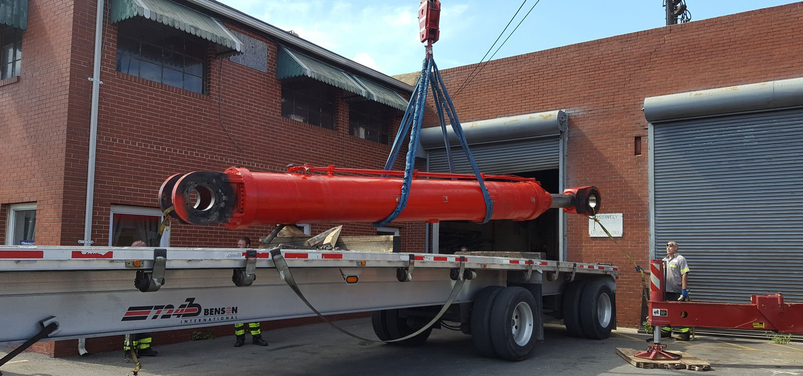 A-Tech - Maryland's leading ON-SITE hydraulic service company